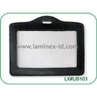 Wholesale Premium Leather Badge Holders from china suppliers