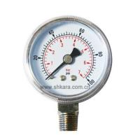 Wholesale YSS-50 Stainless steel pressure gauge from china suppliers