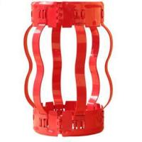 Bow Spring Centralizer Hinged Type