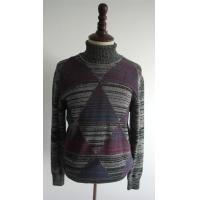 Wholesale Fashion Men Intarsia Sweater from china suppliers