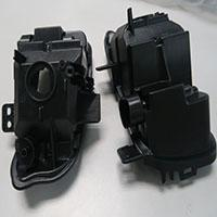 Wholesale Automotive plastic part light support from china suppliers