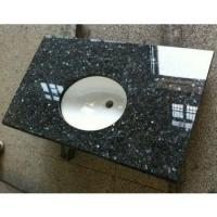Wholesale Blue Pearl Granite Vanity Top from china suppliers