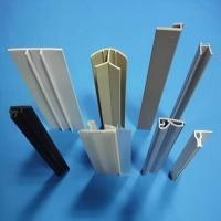 Wholesale customized plastic profiles for doors and windows from china suppliers