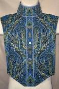 Wholesale Paisley(19) #149 Light Blue and Gold Paisley from china suppliers