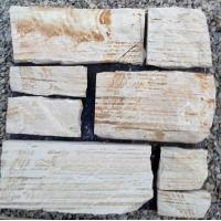 Wholesale SMC-FS045 Decorative Natural Sandstone Wall Stone Cladding from china suppliers