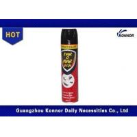 Buy cheap Multi - Insects Killer White Insecticide Aerosol Spray Alcohol Based from wholesalers