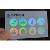 Wholesale Silver metallic background card from china suppliers