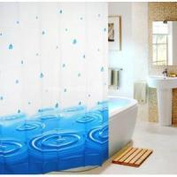 China Household Items Wholesale home Shower Curtains For Home Decor on sale