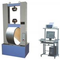 Wholesale WDT-100 WDT-100 plastic pipe load-carrying properties testing machine from china suppliers