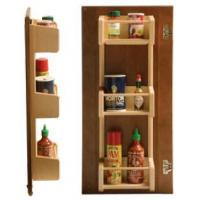 Wholesale KitchenMate Cabinet Door Pantry Rack from china suppliers