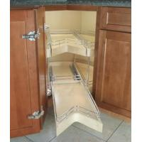 Wholesale Double Easy Access Corner Pantry from china suppliers