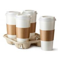 Buy cheap 4 Cup Holder/Cup Carrier from wholesalers