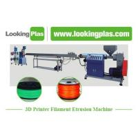 Wholesale 3D Printer Filament Extrusion Machine from china suppliers