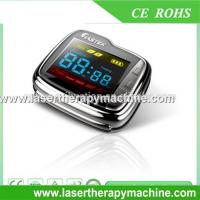 China best quality red laser treatment machine laser watch daily healthcare on sale