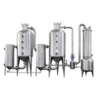 China Vertical Long Tube Evaporator Or Rising Film (vacuum) Evaporator For Juice Concentration And Food Pr on sale