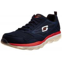 Wholesale Skechers Sport Men's Skech Air Oxford Sneakers,navy/red,11 from china suppliers