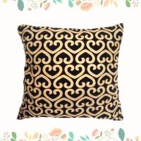 Quality New Style Printing And Handmake Polyester Jacquard Sofa Office Seat Cushion for sale