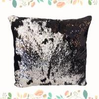 Wholesale New Hot Sale PVC Sequin Throw Pillow For Home Used Spangle Cushion from china suppliers