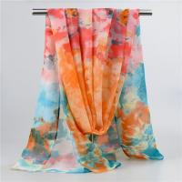Wholesale Customized Digital Printed Beach Sarong Pareo from china suppliers