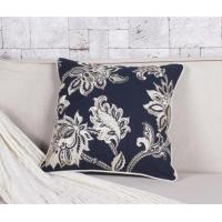 Buy cheap Chinese Vintage Simple Style Embroidery Home Living Decoration Pillow from wholesalers