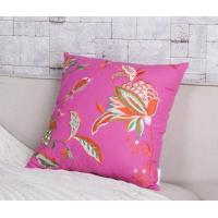 Buy cheap Country Style High Quality Flower Embroidery Throw Pillow from wholesalers
