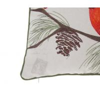 Buy cheap American Country Style Bird Embroidery Handmade Pillow Case from wholesalers