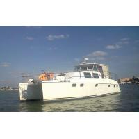 Wholesale Power Boats 2002 Endeavour Catamaran 44 Power Cat from china suppliers