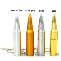 EP-OTG-031 Promotional Novelty 2016 Metal Bullet Shape USB Pendrive with Free Sample