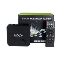 MXV Quad Core Android TV BOX