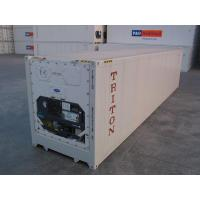 Wholesale 40ft reefer container from china suppliers