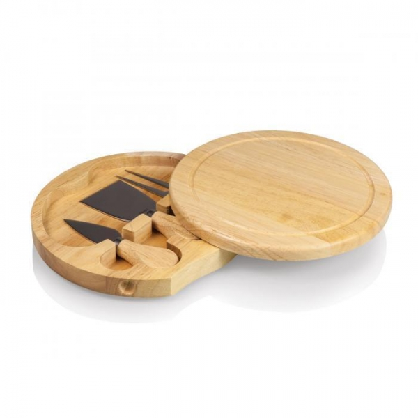 Quality Picnic Time Brie Cheese Board Set for sale