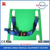 hot sale economy stretcher and spineboard straps