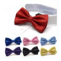 Wholesale Wholesale Nice Looking Colorful satin necktie bowtie from china suppliers