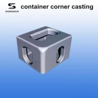 Buy cheap iso container corner casting from wholesalers