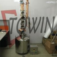 Wholesale Copper alcohol distillation equipments from china suppliers
