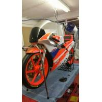 China RACE BIKES Honda RS125 NF4 on sale