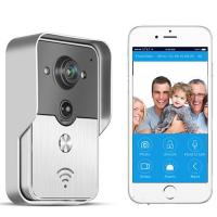 Wholesale Wireless Camera Video Intercom Doorbell Wireless IP Phone Control Doorbell for Safety Protection from china suppliers