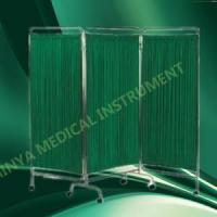 Wholesale Foldable with different color hospital bed screen movable from china suppliers