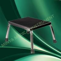 Wholesale stainless steel medical single step stool from china suppliers