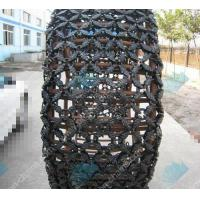 Wholesale Steel custom 14.00-24 tractor tire chains for quarry from china suppliers