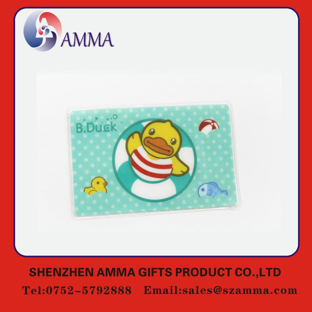 Wholesale Soft plastic ID card holder from china suppliers