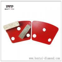 Buy cheap Diamond Tools, Magnetic Diamond Grinding Plate for Grinding and Polishing Concrete and Terrazzo from wholesalers
