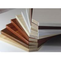 Wholesale Hot Selling Melamine Faced Plywood For Wardrobe/kitchen Cabinet from china suppliers