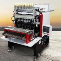 Buy cheap Automatic Coil Winding Machine with Twister Machine and Wrapping from wholesalers