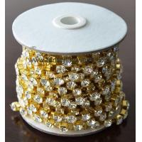 Rhinestone Cup Chain Model: BCC-00001 differnt kind of color/size