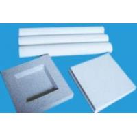 China ceramic and porcelain products Porous ceramic filter brick, plate, pipe on sale