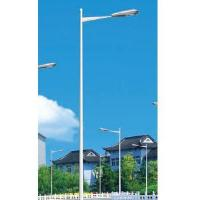 Buy cheap street lighting poles lighting column from wholesalers