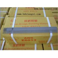 Buy cheap welding electrode AWS E6013 from wholesalers