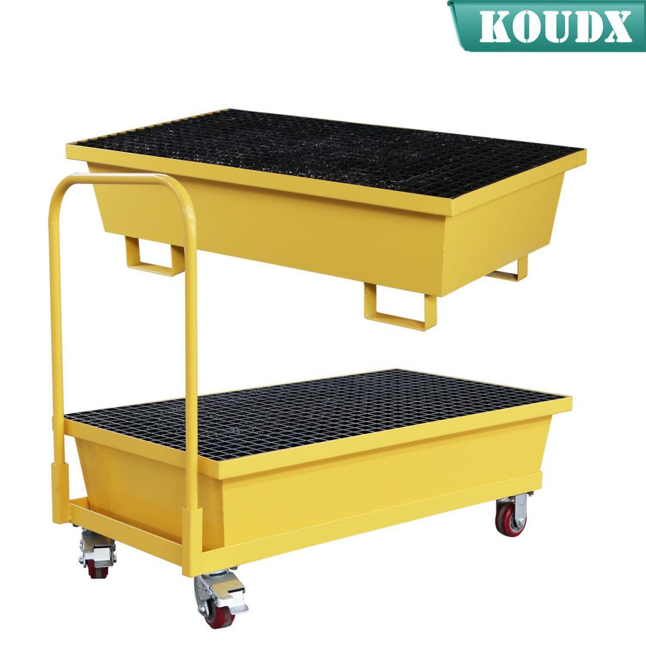 Buy cheap Steel Spill Pallet from wholesalers