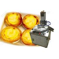 Buy cheap Commercial Custard Tart Shell Making Machine from wholesalers